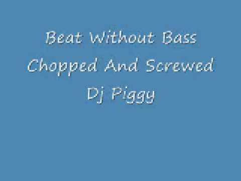 Beat Without Bass