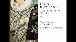 """John Dowland:  """"Welcome Black Night"""" and """"Cease, Cease These False Sports"""""""