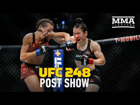 UFC 248 Post-Fight Show - MMA Fighting