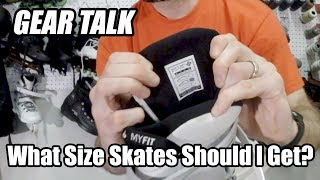 If I Know My Shoe Size, What Size Inline Skates Should I Get?