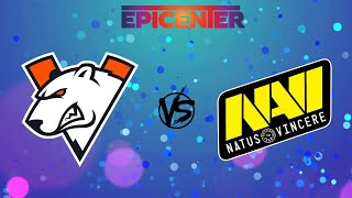 [RU] Natus Vincere vs. Virtus.pro - EPICENTER Major 2019 CIS Closed Qualifier BO1 @4liver