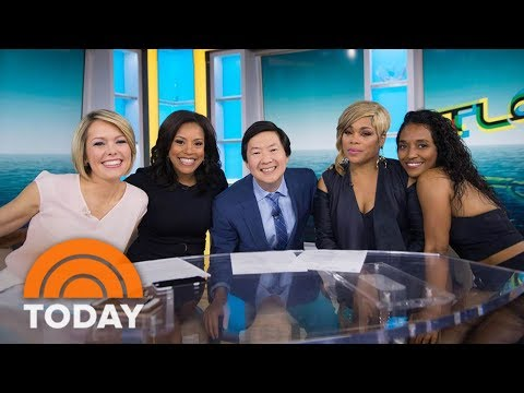 TLC's T-Boz And Chilli Talk About First Album In 15 years | TODAY