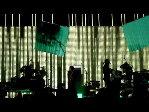 Radiohead - Myxomatosis (Judge, Jury & Executioner) @ Coachella 2012