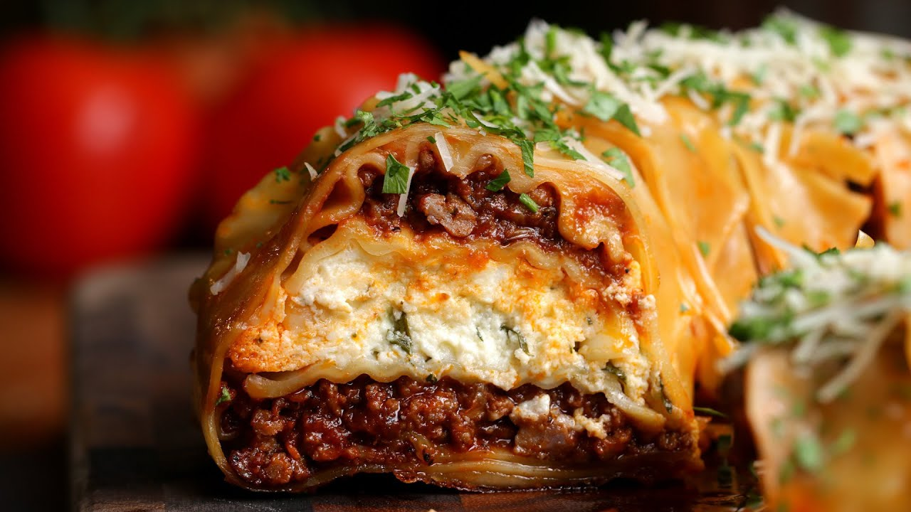 Lasagna Party Ring Youtube