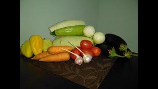 Три любимых блюда из кабачков