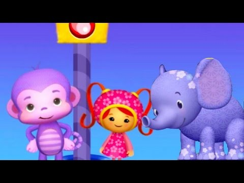 Team UMIZOOMI Purple Monkey Rescue YouTube