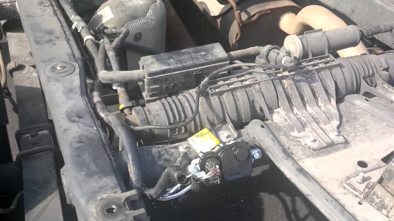 1992 Ford F150 Wiring Another Blog About Diagram Starter Fuel Pump Problems Repair Solution Youtube Alternator