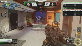Black Ops 3 Competitive Gameplay: Hardpoint on Combine (Call of Duty BO3 Multiplayer MLG)