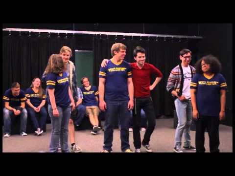 NAUghty Bits - Short Form Improv Group - YouTube
