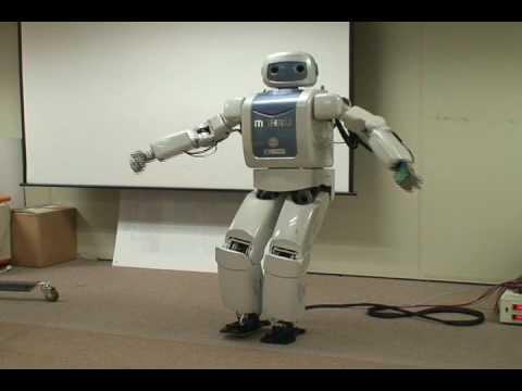 Robot dance - tellme