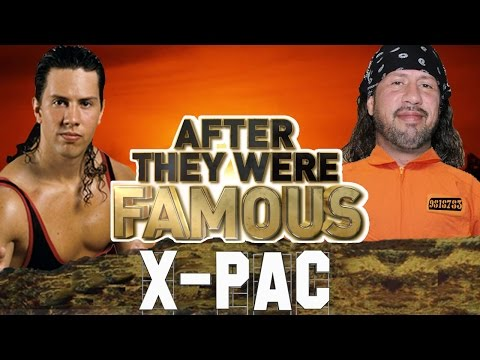 X-PAC - AFTER They Were Famous - ARRESTED ???