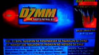 DZMM Radyo Patrol 630 / TeleRadyo (Sign-On)