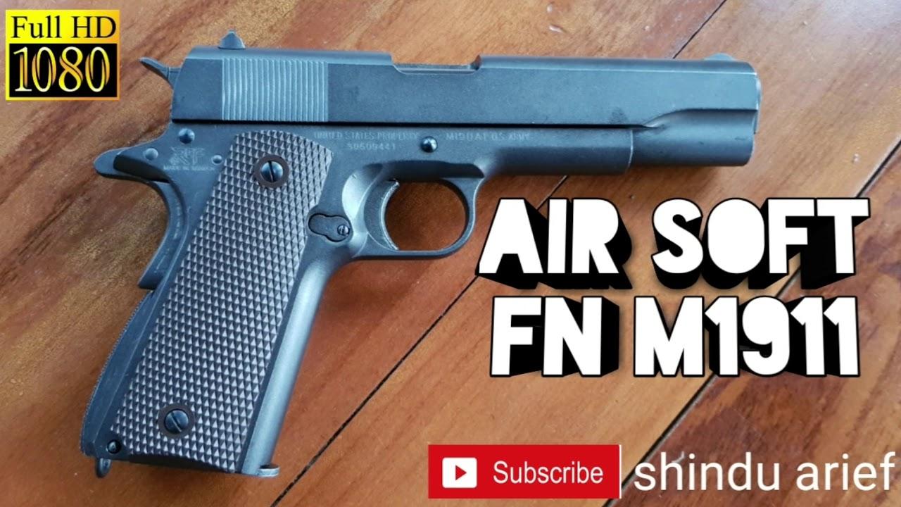 Modif M1911 Youtube