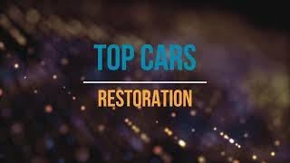 TOP CARS / ЖӨНДЕУ ЖӘНЕ СЫРЛАУ РУЛЬДІК ДӨҢГЕЛЕКТЕР