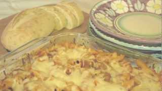 Italian Sausage And Penne Pasta Casserole