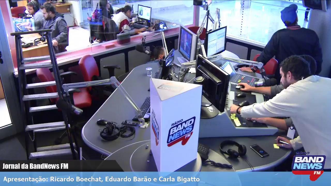 Resultado de imagem para Jornal da BandNews FM