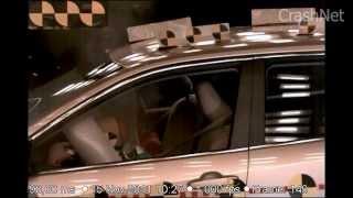 2012 Toyota Camry | Frontal Crash Test | CrashNet1