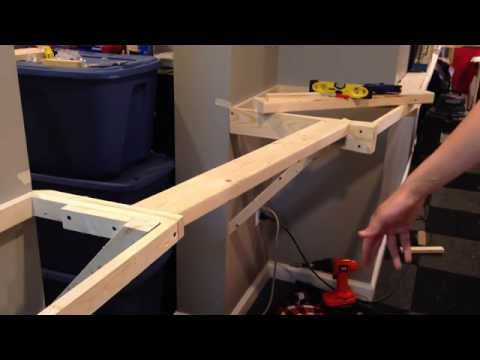 Building a Model Railroad Drop Bridge – Part 1