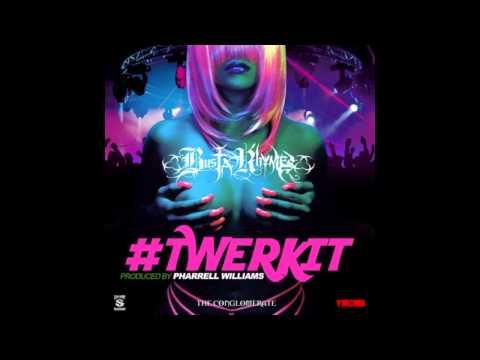 Busta Rhymes Twerk It-new 2013 with Download