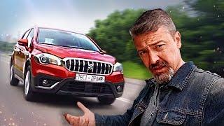Suzuki SX4 2017 NEW Тест-драйв и обзор Сузуки СХ4. Честный тест драйв  Иван Зенкевич Pro Автомобили