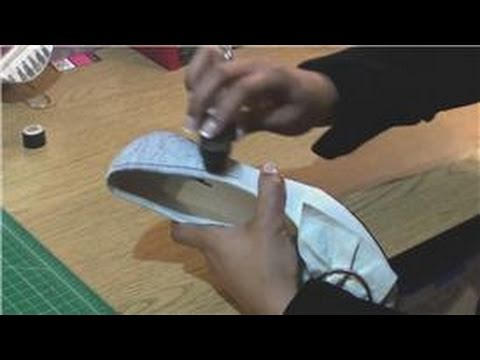 Shoe Tips : How to Use Shoe Polish to Color Leather Shoes ...