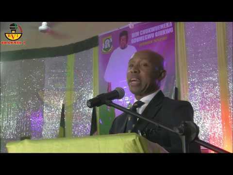 Force Of Reason & Reason For Force   Prof  Chidi A  Odinkalu Part 1
