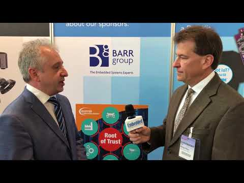 Trusted Computing Group/Winbond at Embedded World 2018