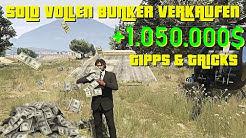 Vollen Bunker SOLO Verkaufen | GTA5 Online Guide | Tipps & Tricks