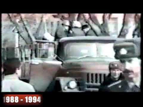 THE ORDINARY GENOCIDE 1998 SUMGAIT/AZERBAIJAN