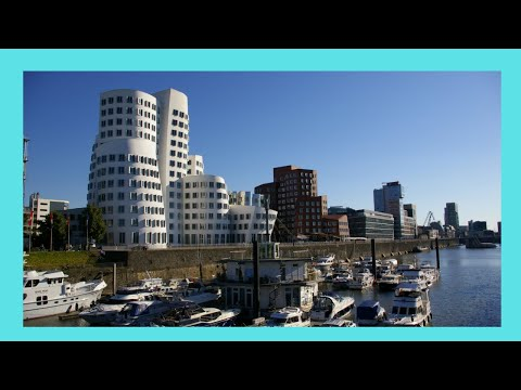 exploring-dusseldorf's-spectacular-media-harbour,-an-architectural-tour-(germany)