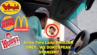 Speaking ONLY Spanish While Ordering Food (again!!)