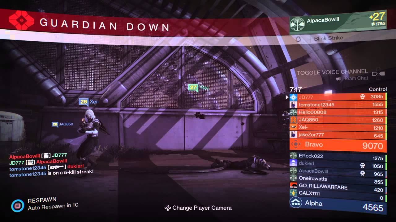 how does iron banner matchmaking work