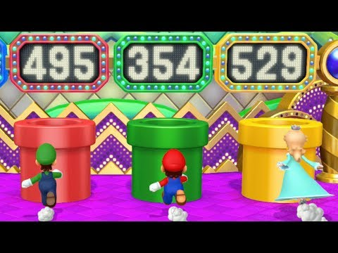 Mario Party 10 - Coin Challenge #49