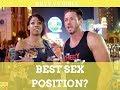 BEST SEX POSITION? GUYS VS GIRLS!!!