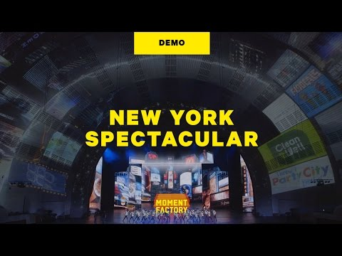 New York Spectacular: Getting Digital with the Radio City Rockettes [DEMO]
