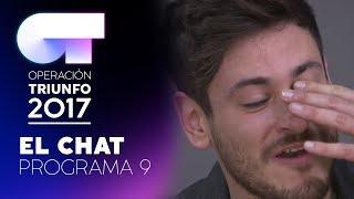 EL CHAT - GALA 9 - 2 ENERO – OT 2017 (#OTChat)