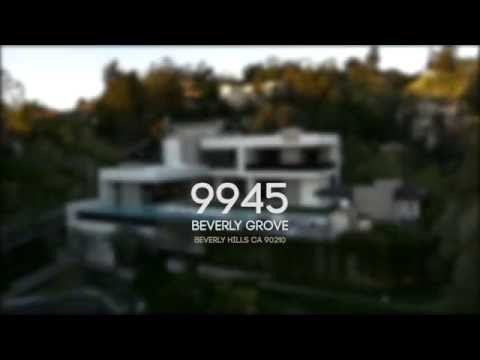9945 Beverly Grove Drive Beverly Hills, CA 90210