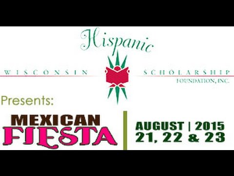 MEXICAN FIESTA 2015 - Milwaukee WI