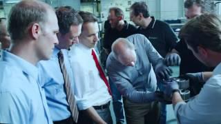 Mercedes-Benz / Daimler 9-G-Tronic NAG3 Automatikgetriebe Werbefilm
