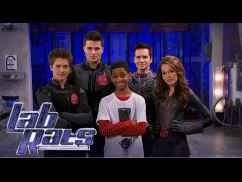 Lab Rats 1x14 Dude, Where's My Lab