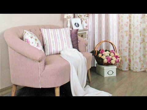 Спальня из коллекции мебели Бланш в стиле Прованс. - YouTube