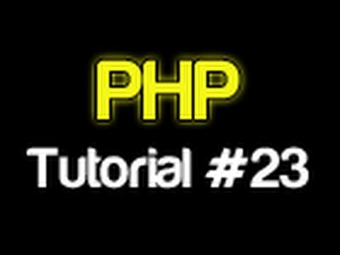 PHP Tutorial 23 - Embedding HTML And PHP (PHP For Beginners)
