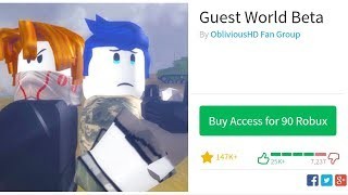 PAID ACCESS to THE LAST GUEST GAME!!
