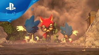 Sonic Forces - Custom Hero Trailer [PS4]