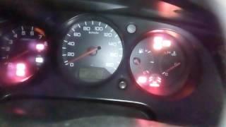 Считывание кодов ошибок Honda Torneo CF3