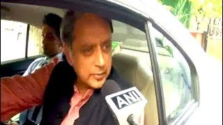 Mpossible That PM Modi Asked Anyone Else Shashi Tharoor On Trumps Kashmir Claim