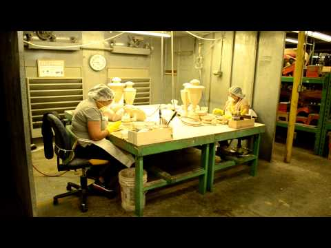 How it's Made: Light Fixtures