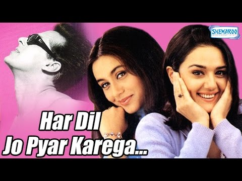 Har Dil Jo Pyar Karega  Hindi Full Movie in 15 Mins - Salman Khan - Rani Mukherjee - Bollywood Movie