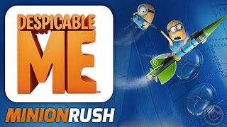 No Words - Despicable Me: Minion Rush