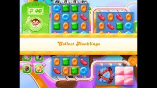 Candy Crush Jelly Saga Level 1185 (No boosters)